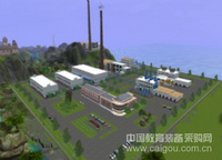 3D國家級虛擬仿真實驗教學中心