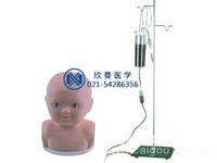 嬰兒頭部綜合靜脈穿刺訓練模型