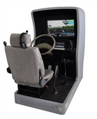 部隊專用汽車駕駛模擬器