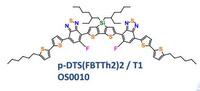 加拿大1-material 有机半导体材料 P-DTS(FBTTh2)2-T1/OS0010