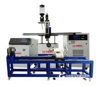 华威激光熔覆机 金属表面热处理 轴类 贵重机械零件修复