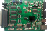 以太網+USB2.0據采集卡 16位64路AD-8路DA-16路DI-16路DO