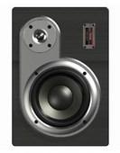 SAC PUMP 8A 二分频近场有源监听音箱 成对出售