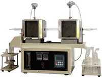 工业硫磺物中有机物测定器
