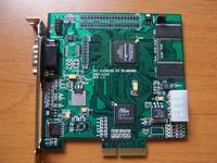PCI开发板,PCI总线开发板,S2800 PCI EXPRESS X4开发板