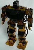 汉库小子(RB-3金属人形机器人平台)