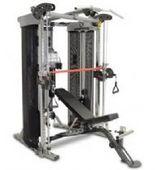 FT2O-WB功能史密斯架-含可调椅及屈腿器