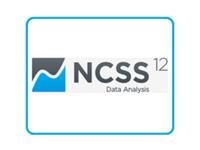 NCSS 12 丨 統計分析軟件