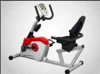 豪华轻商用卧式健身车-ML-865