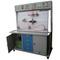 TY-1型   PLC控制透明液压教学综合实验台
