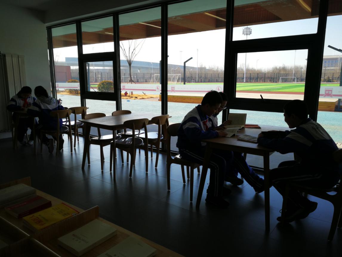 智慧校园图书馆 激发孩子的阅读热情
