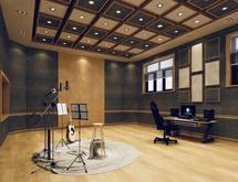 錄音棚的建造