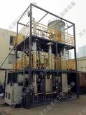 气体混合物连续分离在线测试中试装置