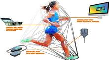 无线高密度肌电信号采集分析系统