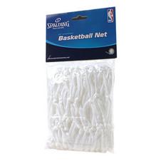 斯伯丁【SPALDING】篮球网加粗比赛投篮网篮框网兜 8284SCNR白色(单个装)