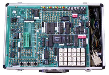 DICE-8086KA型微机原理接口实验装置