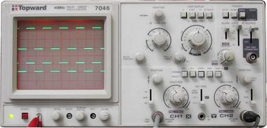 示波器DC-40MHz  Topward7045(单扫)/Topward7046(双扫)