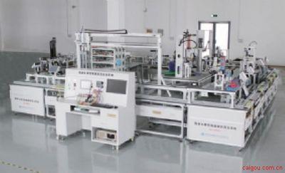 BS-22MCO1机光电一体化柔性生产综合实训系统