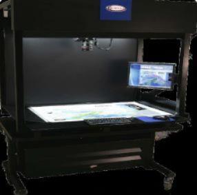 大幅面书刊扫描仪
