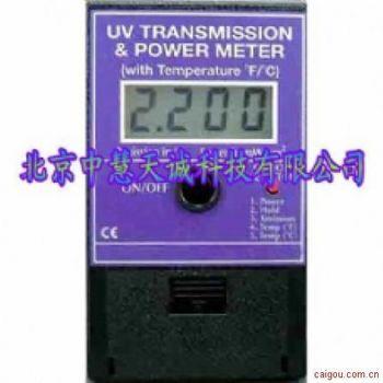 玻璃紫外光透过率及功率计 美国型号:M1365