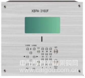 壁挂式IP双向对讲终端XBPA-3100F,IP网络数字广播系统,IP网络数字寻址公共广播系统设备方案报价