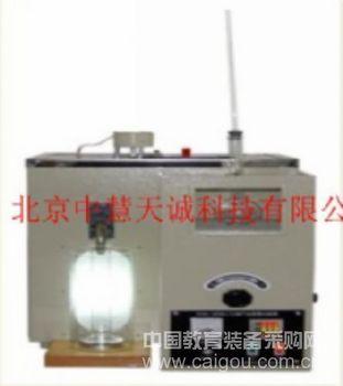 石油产品蒸馏试验器(低温单管式) 型号:SJDZ-6536-C