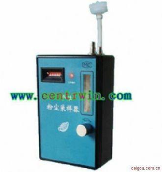 个体粉尘采样器(0.1~3L/min) 型号:YXB-FDDY-3