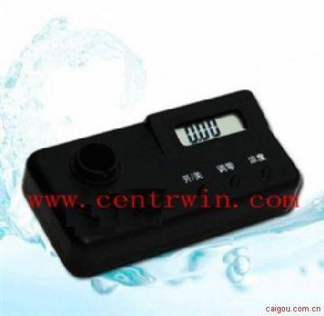 便携式氯化物测定仪/数显氯化物测定仪 型号:CJT-GDYS-102SL2