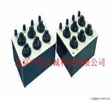 旋转式电阻箱 型号:DZZX21a
