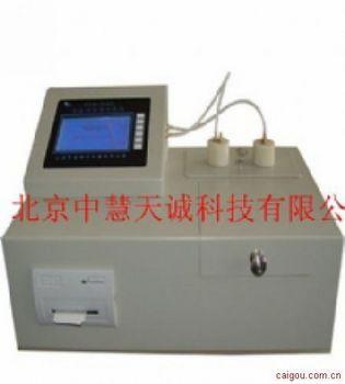 石油产品酸值自动测定仪 型号:SJDZ-264-A