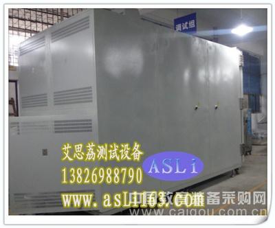 散热器高低温试验设备价格 小型恒温试验室厂
