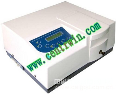 紫外-可见分光光度计/紫外分光光度计(752W) 型号:SMYUV-7504