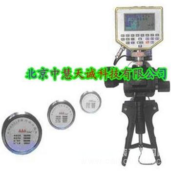 便携式压力校验仪(进口泵) 型号:ZHKX8051-A