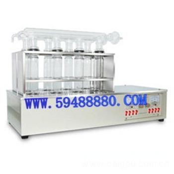 可控硅消化炉/8孔井式可控硅调压控温消化炉 型号:DCKDN-08