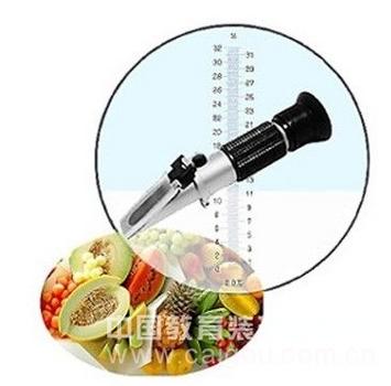 手持式折射仪/酒精测试仪/蜂蜜测试仪/豆浆牛奶测试仪