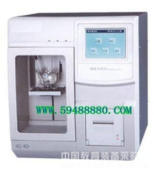 微粒分析仪(医疗器具检测专用) 型号:GSTY/WF-7JC1