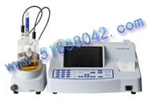 库仑法/容量法水分分析仪/化学水份测定仪/化学水分测定仪 型号:RSL-CA-200