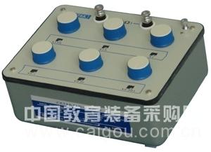 直流电阻箱          型号;HAD-ZX83A