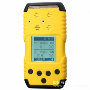 外表美观TD1168-HF便携式氟化氢检测仪