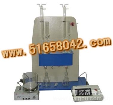 原油及其产品的盐含量试验器型号:HCJ1-SYD-6532