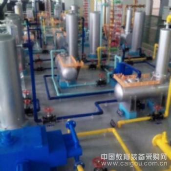 供应化工装置模型  炼油厂演示模型