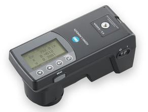 美能达CL-500A手持式的分光辐射照度计