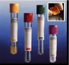 BD 367525 10mlEDTAK2抗凝真空采血管