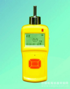 泵吸式氯气检测报警仪