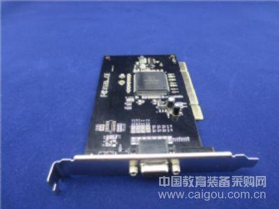 众禾时代 HV6204SC  安防监控PCI 4路采集卡