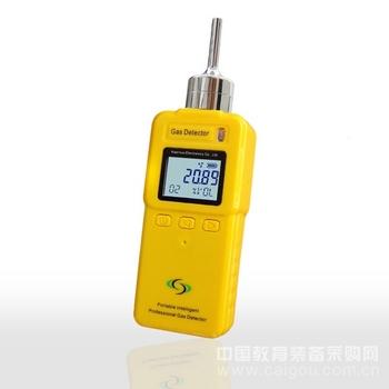 泵吸式乙醛检测仪