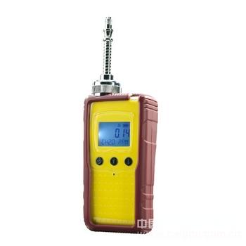 进口传感器便携泵吸式甲醛检测报警器