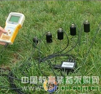 多通道土壤温度记录仪TZS-6W-G