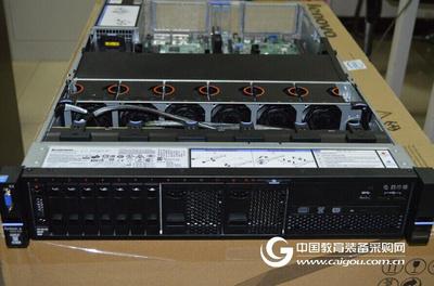 IBM服务器System x3650M5 8871i35 E5-2620V4 16G 300G 2.5寸