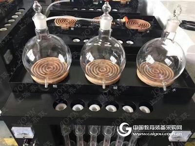 河南乔跃厂家直销粗纤维测定仪